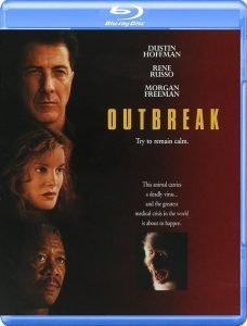 outbreak blu-ray review