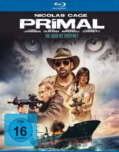 Primal Blu-ray Review