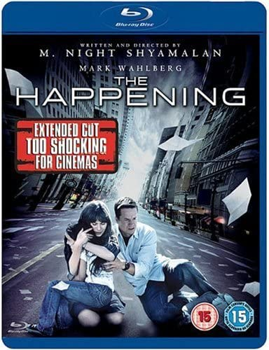 The Happening Blu-ray Review