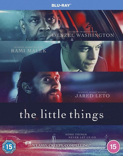 the little things blu-ray review