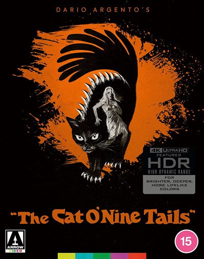 The Cat o' Nine Tails 4K