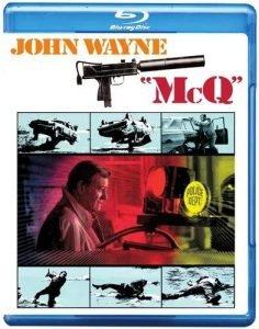 McQ Blu-ray Review